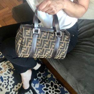 Fendi Bags - Vintage Fendi Zucca